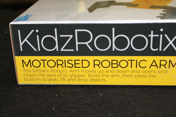 Educational Toy - Motorised Robotic Arm