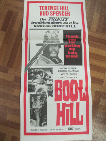"1969 - "" Boot Hill "" Australian Day Bill"