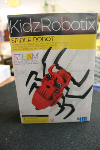 Spider Robot Model Kit