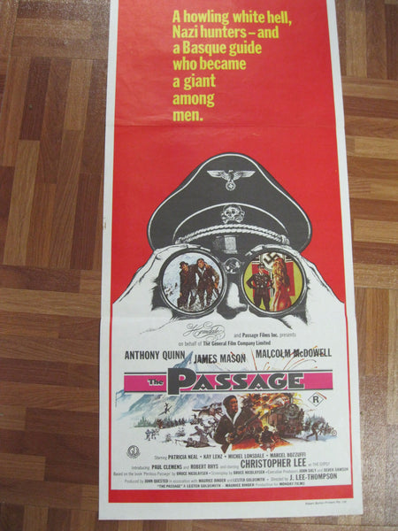 "1979 - "" The Passage "" Day Bill Poster"