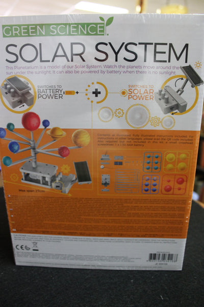 Solar System Educational Model Kit
