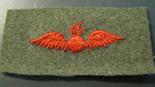 WW2 - USN Aviation Ordnanceman's Patch