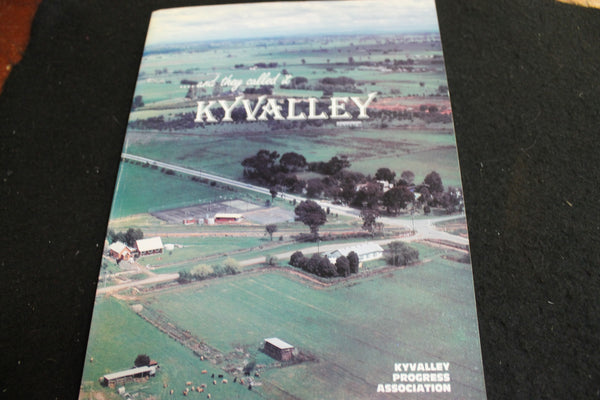 And They Called it KyValley