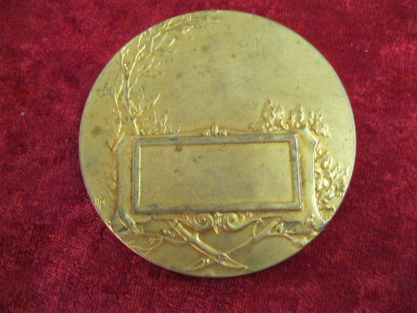 Early Large Tennis Prize Medal