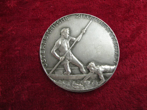 1935 - Austrian Rowing Prize Medal