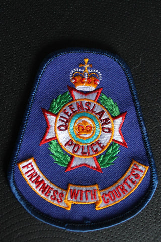 1985 - 1990 Queensland Police Patch