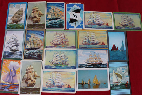 18 - Ship Swap Cards