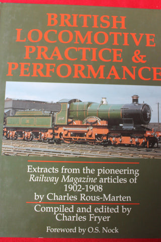 British Locomotive Practice & Performance
