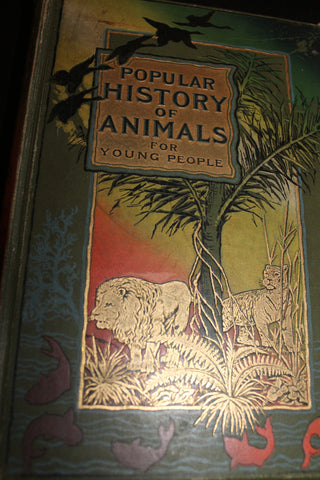 1897 - Popular History of Animals