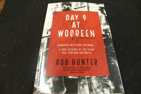 Day 9 at Wooreen - Rob Hunter