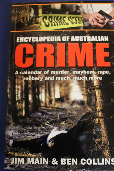 Encyclopedia of Australian Crime