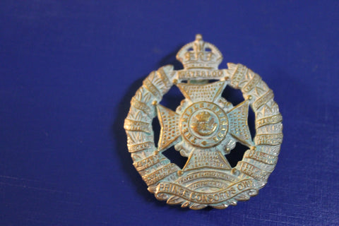WW1 -Prince Consort's Own Cap Badge