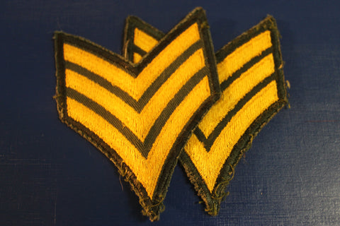 US - Sergeant Rank Pair