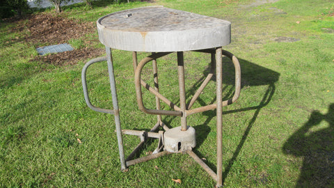 Vintage Cyclone Racetrack Turnstile.