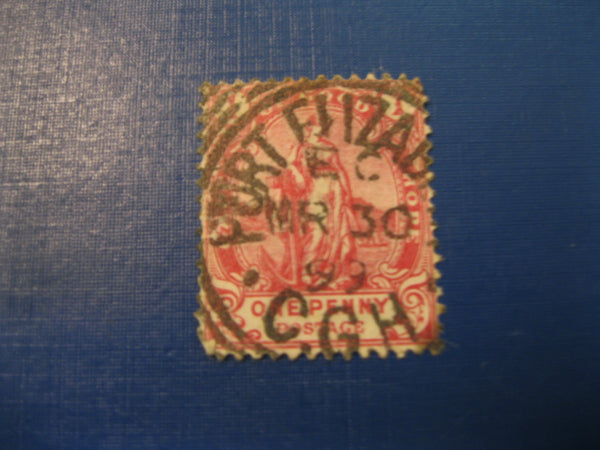 Boer War 1899 Stamp