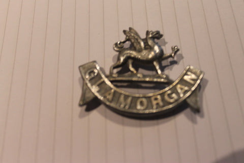 Glamorgan Constabulary Cap Badge