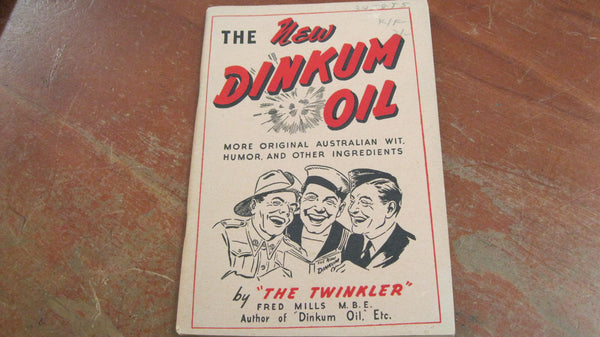 "1944 - Edition ""The New Dinkum Oil"""