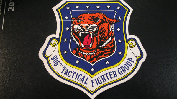 US - 906th Decal.