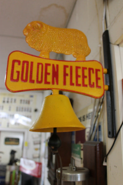 Golden Fleece Bell - Back in stock