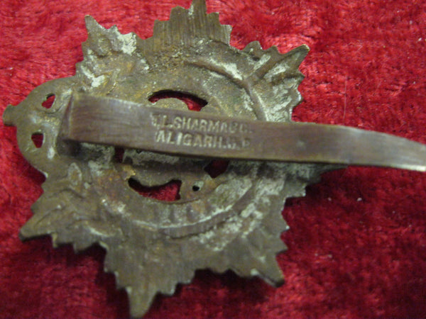 WW1 - British RASC Hat Badge