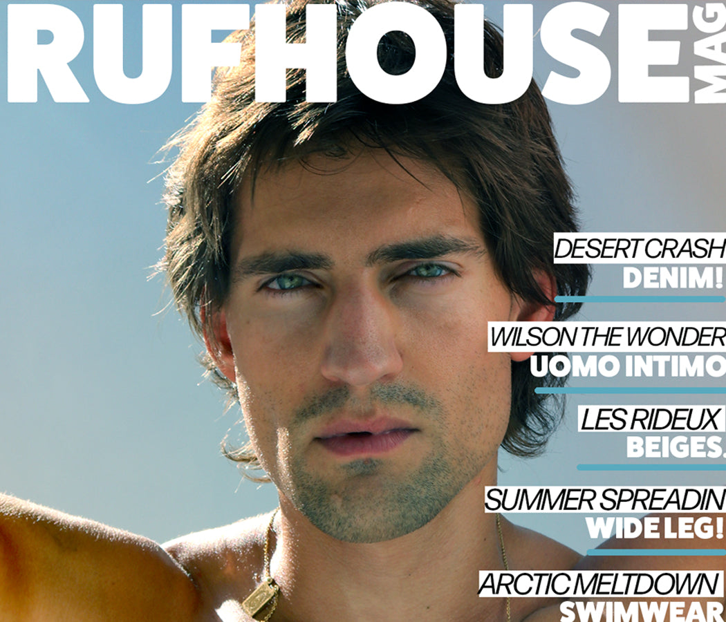 RUFHOUSE MAG OUT NOW! SUMMER 2020!