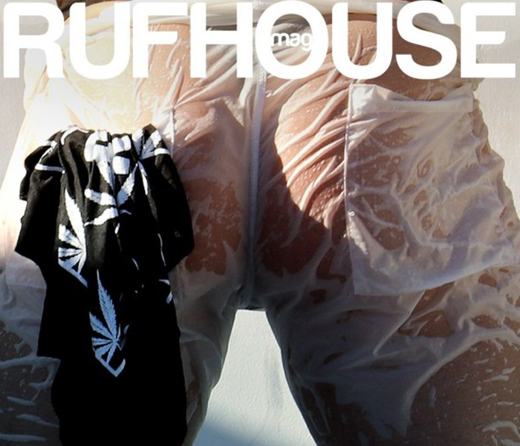 HUGE! RUFHOUSE MAGAZINE ISSUE ISSUE 12