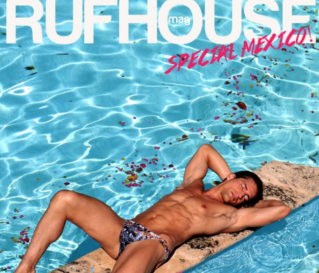 RUFHOUSE MAGAZINE 11.2 OUT NOW!