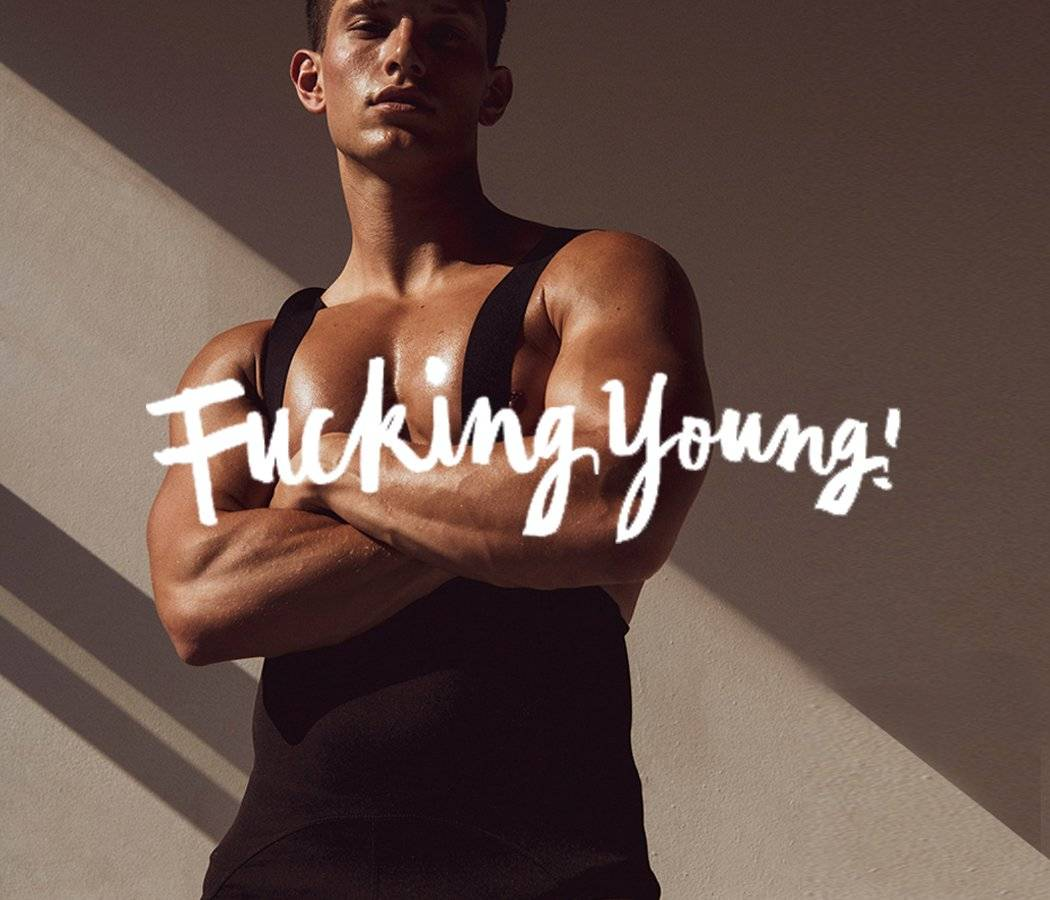 Josh Ivory in RUFSKIN by Joseph Sinclair for Fucking Young!