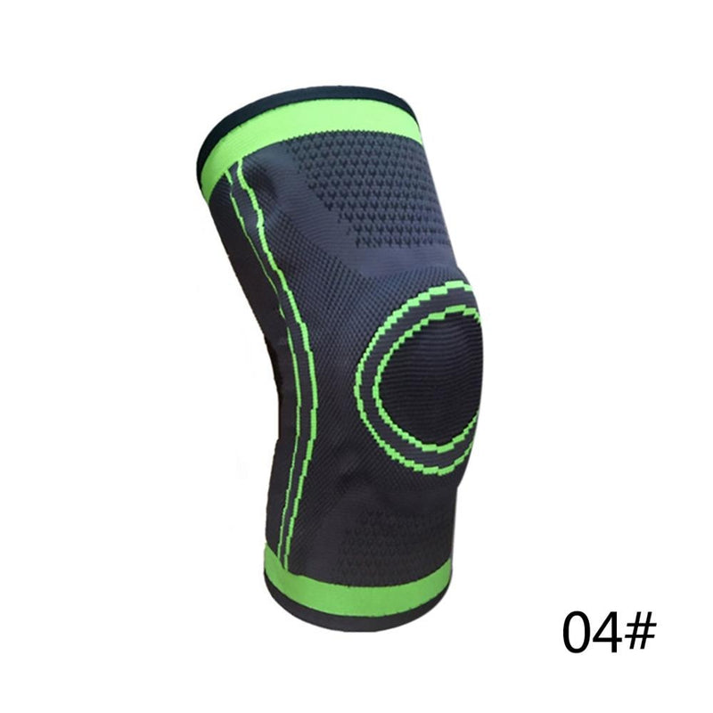 Knee Compression Sleeve Brace Support for Running, Arthritis, Crossfit