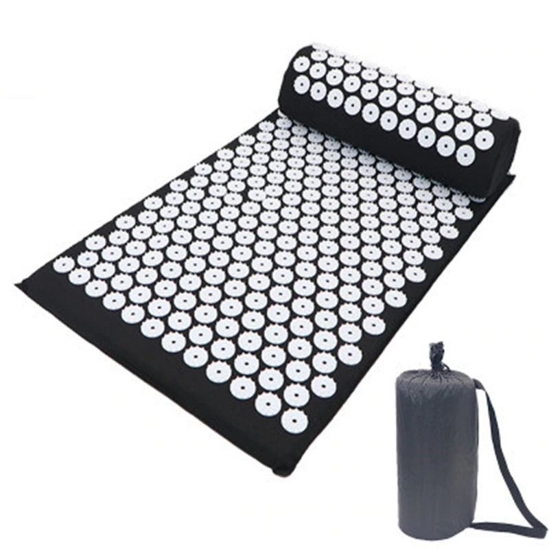 Acupressure Mat for Massage, Relaxation, Pain