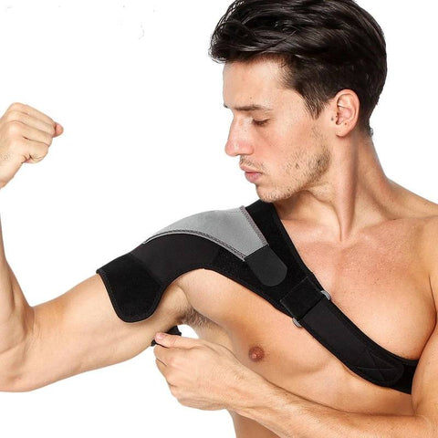 shoulder pain recovery
