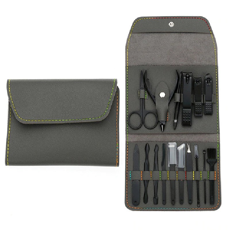 Professional Stainless Steel Manicure Kit