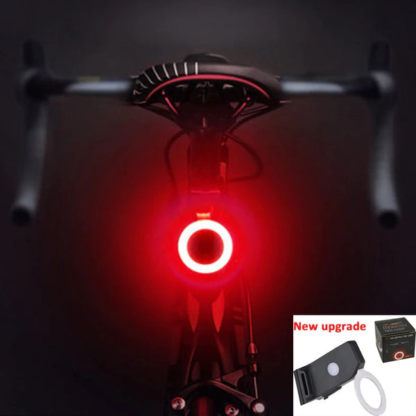 Bicycle LED Light with USB Charging