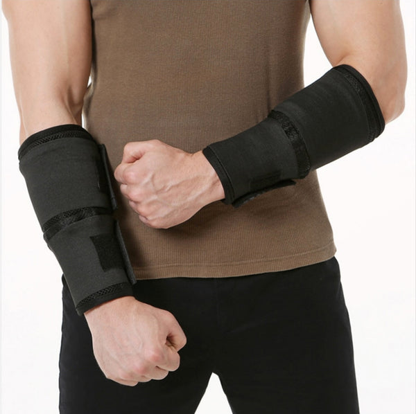 Adjustable Leg Ankle Wrist Arm Weight Support Brace Strap