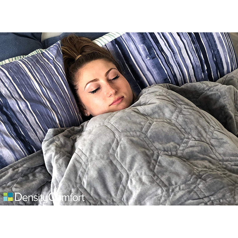 "DensityComfort™ 60x80"" Adult Weighted Blanket"