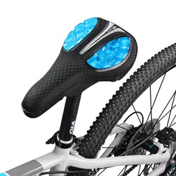 Bike Seat Cover Bicycle Liquid Silicone Gel