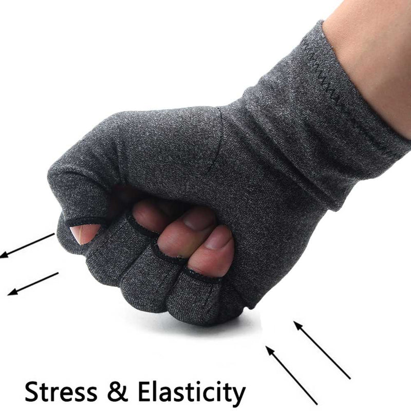 Compression Gloves for Hand Arthritis and Joint Pain Relief