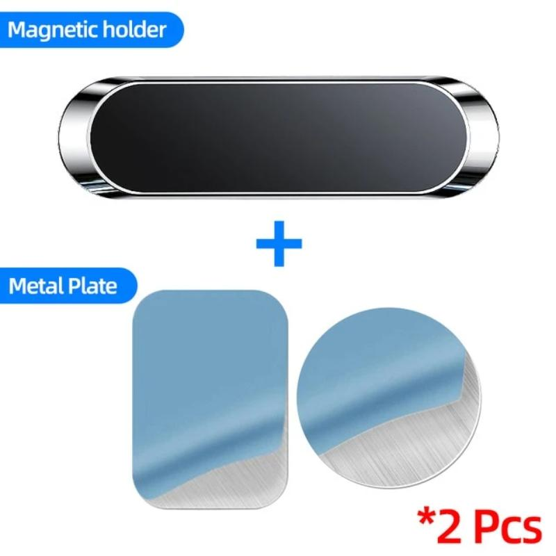 Universal Magnetic Phone Mount, Phone Holder for Car