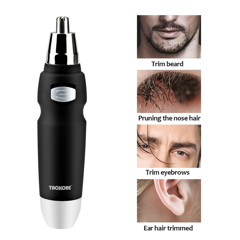 Ear and Nose Hair Trimmer Clipper