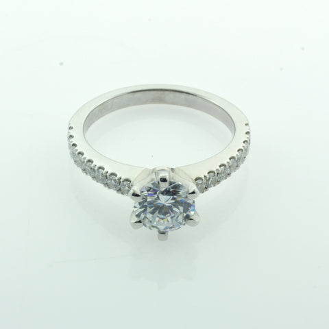 CAD diamond ring