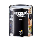 Blackboard Paint - Large black tin