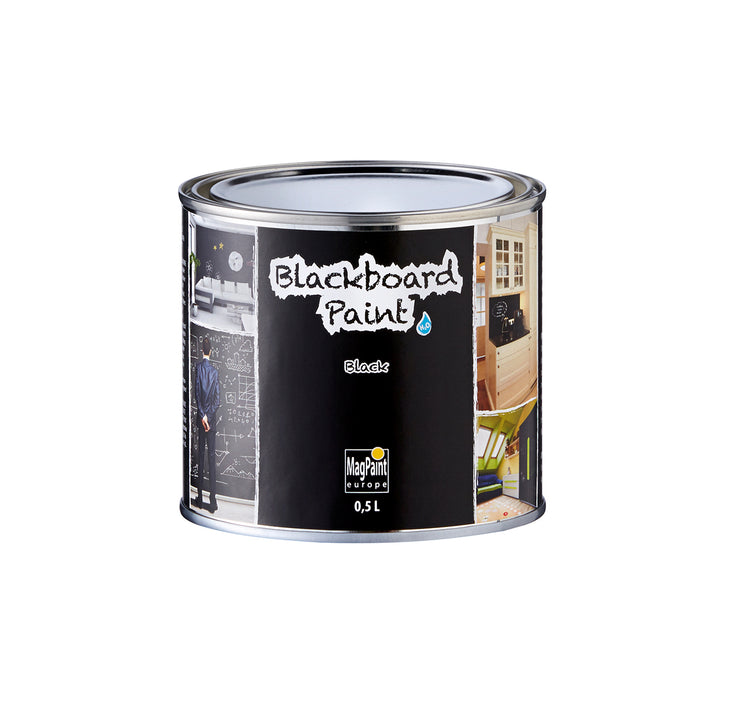 Blackboard Paint - small black tin