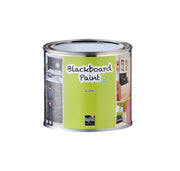 Blackboard Paint lime green