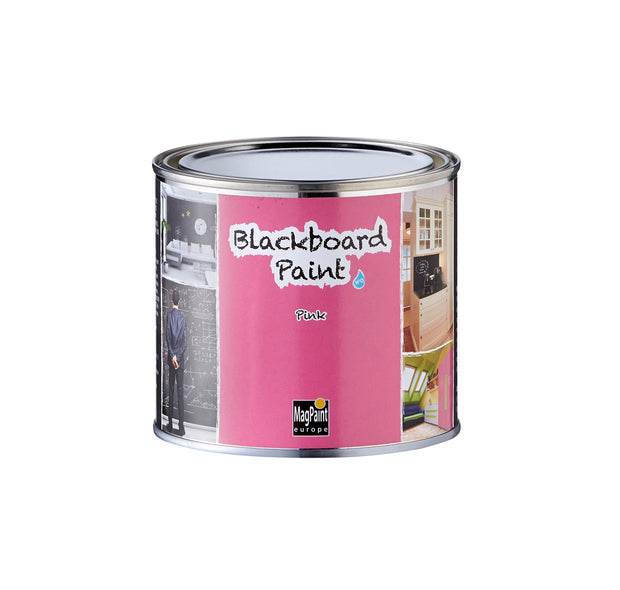 Blackboard Paint pink