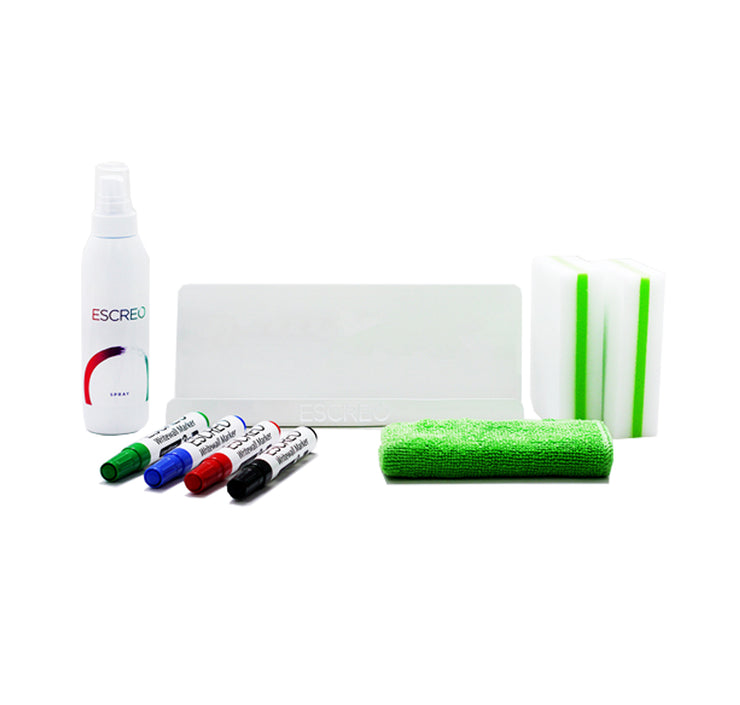 Escreo writable walls starter kit
