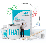 IdeaPaint Create Whiteboard Paint