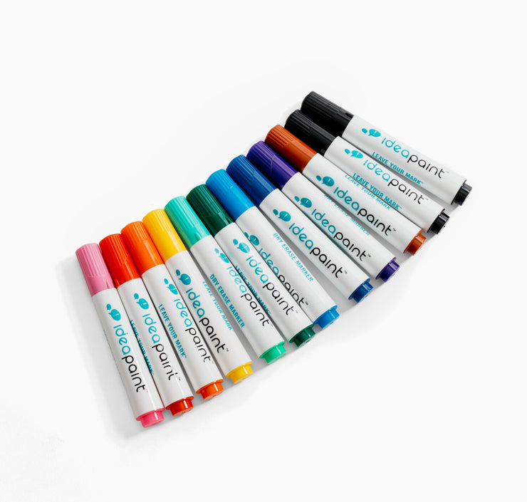 IdeaPaint Multi Colour Dry Erase Markers