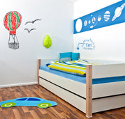 SketchPaint Whiteboard Paint Childs bedroom