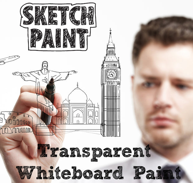 SketchPaint Whiteboard Paint writing