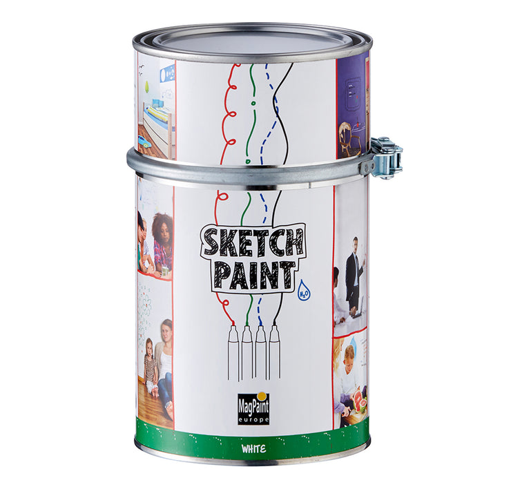 SketchPaint Whiteboard Paint